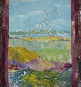 late summer paper landscape1